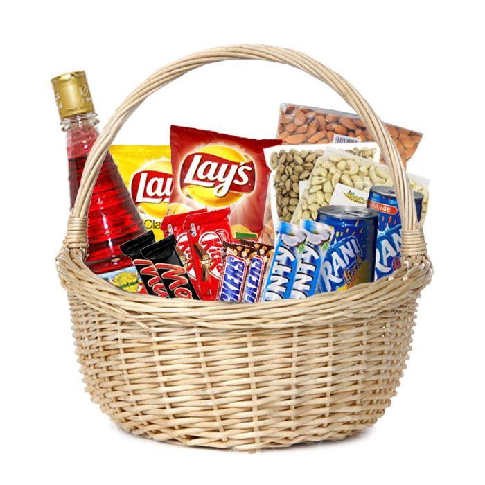 Food Basket Large