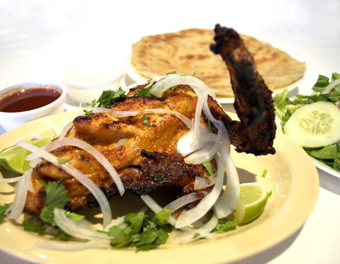 Chicken Tikka for 4