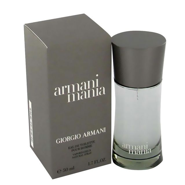 MANIA For Men By GIORGIO ARMANI (100ml)