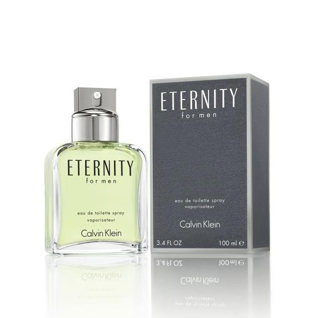 ETERNITY for Men by CK (100ml)