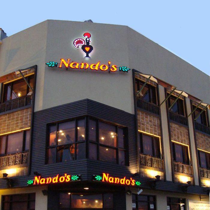 Nando's Dinner Gift Voucher