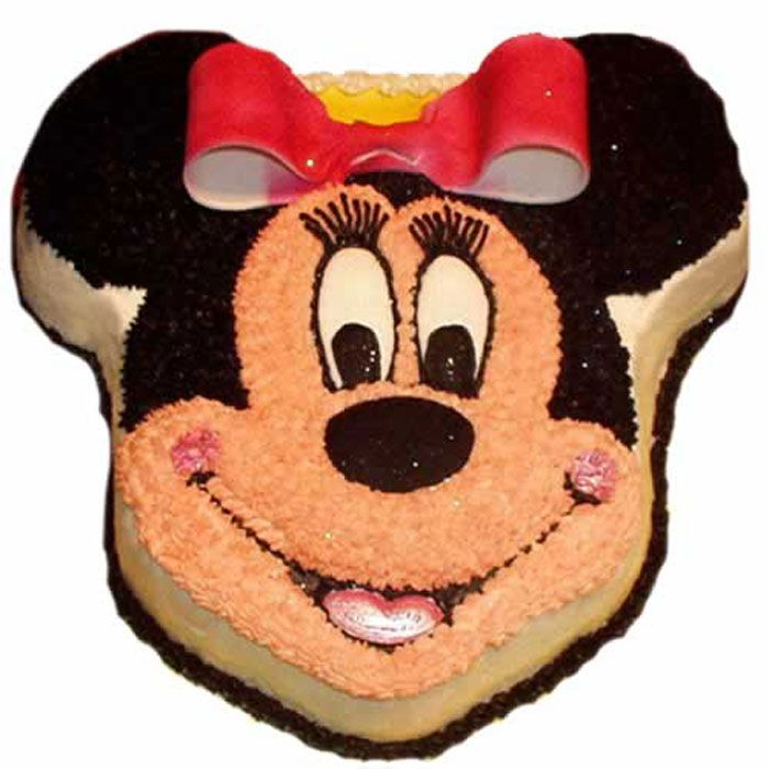 Minnie Mouse Cake 8lbs