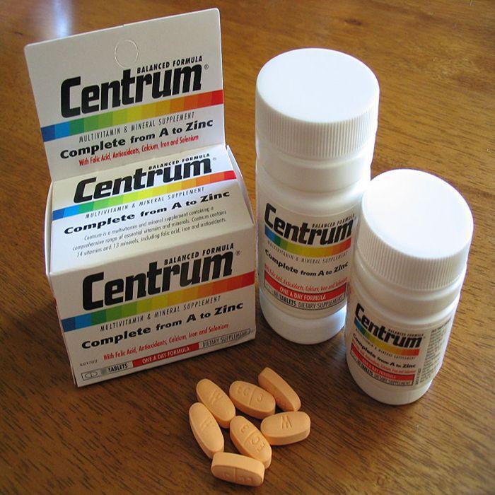 Centrum 100 Tablets