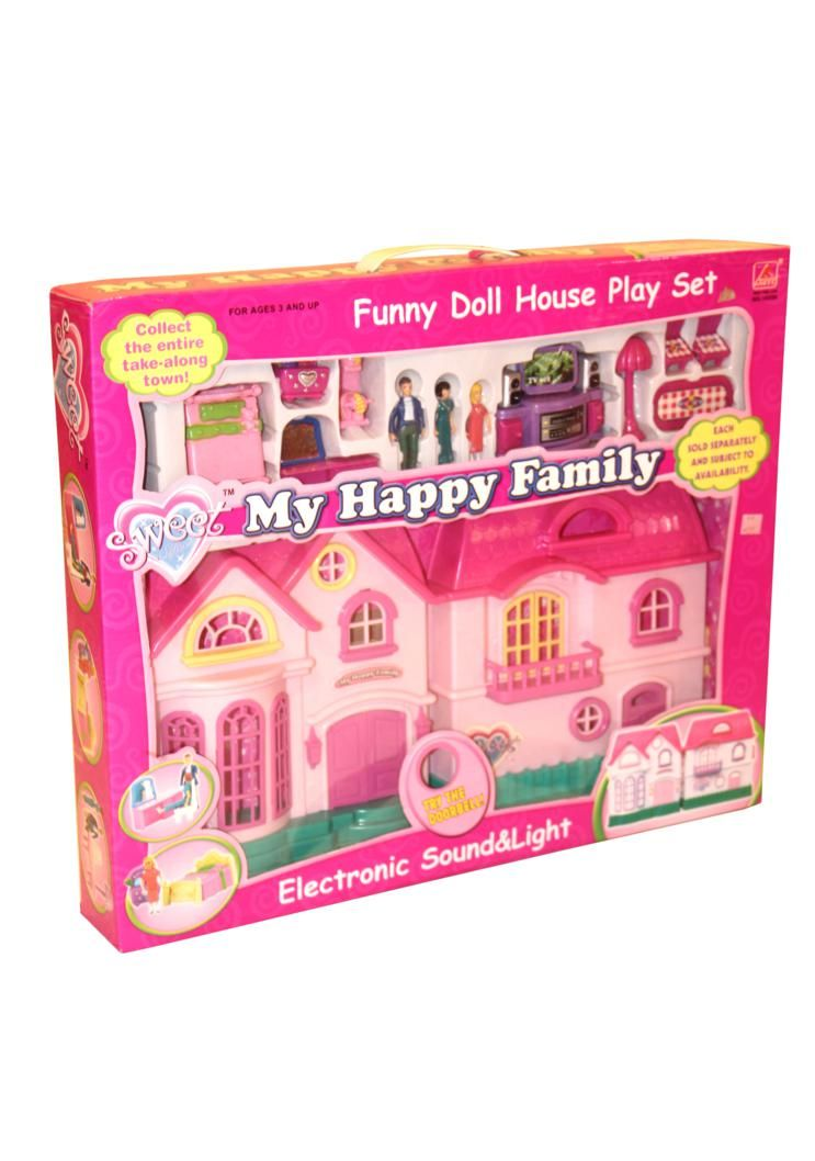 Doll House Play Set