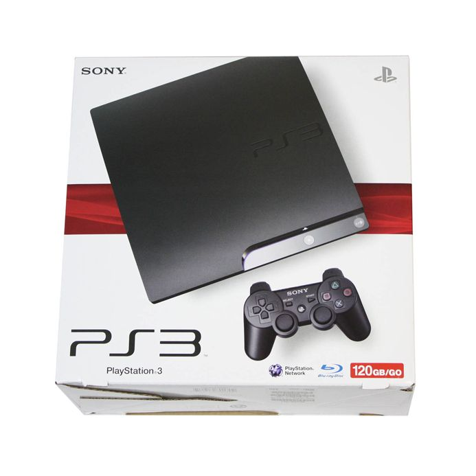 Sony PS 3 Slim (120 GB)