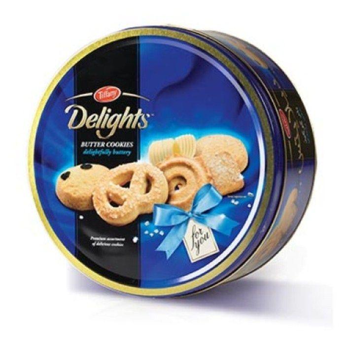Butter Cookies Box
