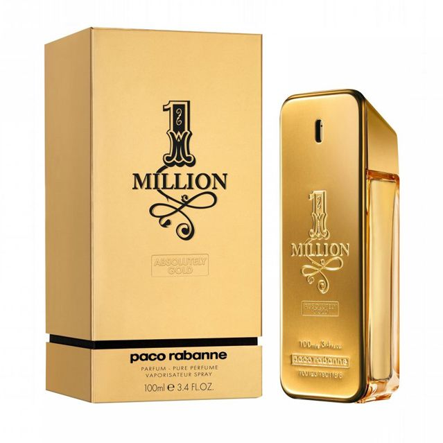1 Million by Paco Rabanne 100 ml.