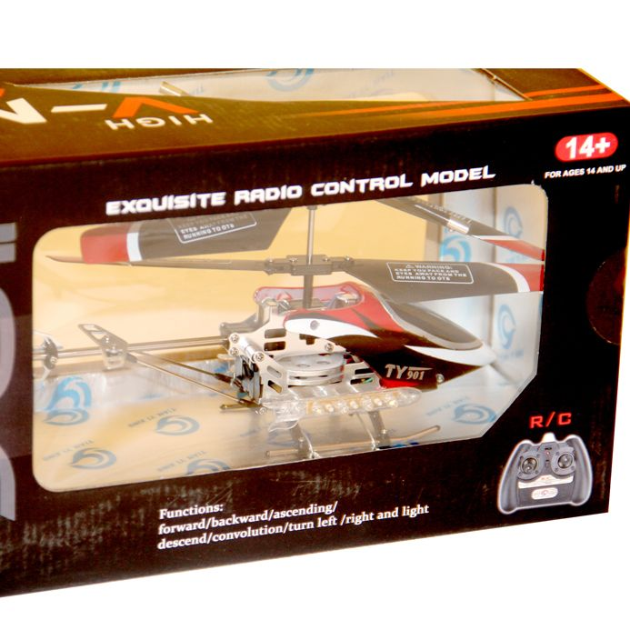 Radio Control Helicopter Toy