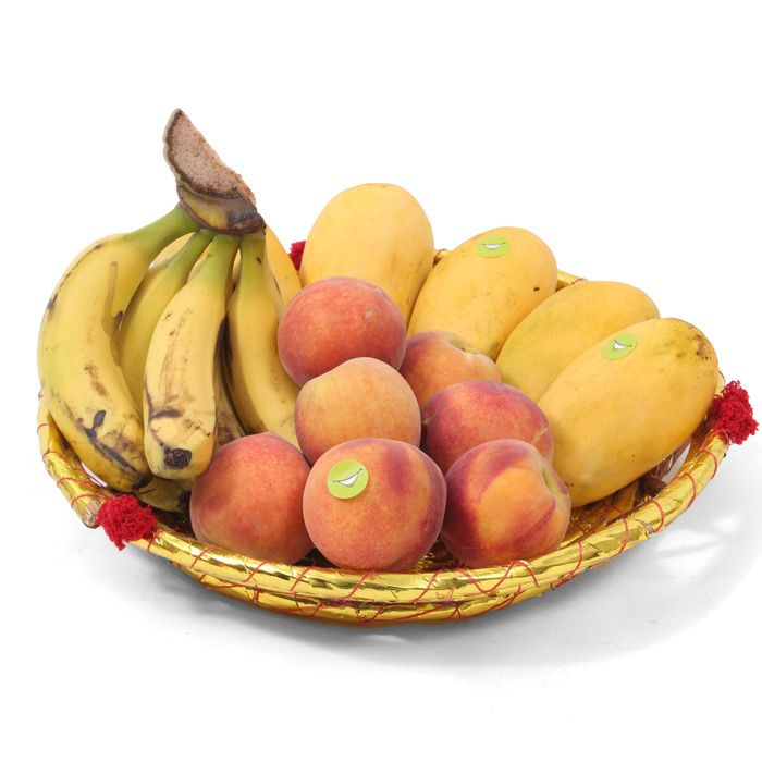 Large Fruit Basket