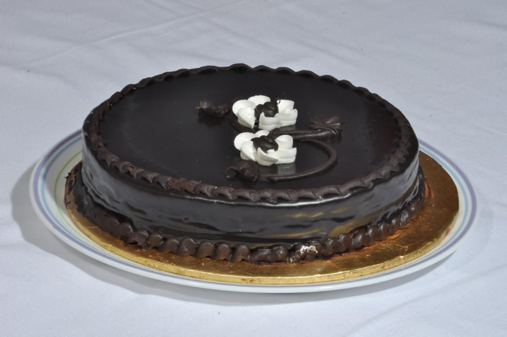 Chocolate Double Fudge Cake From Hobnob Baker