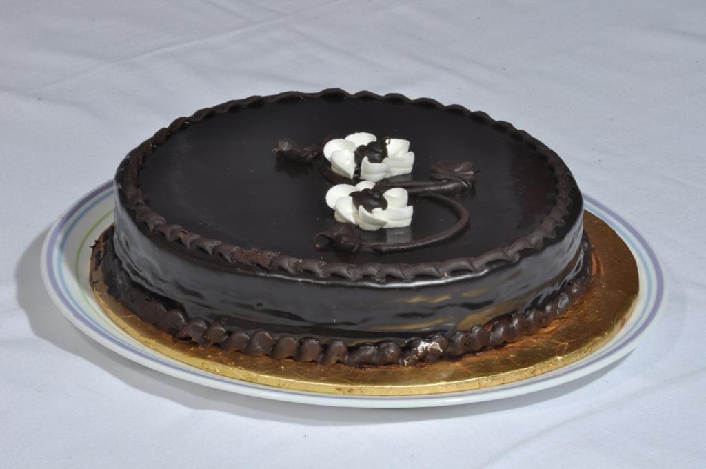 Chocolate Double Fudge Cake - Hobnob Bakery