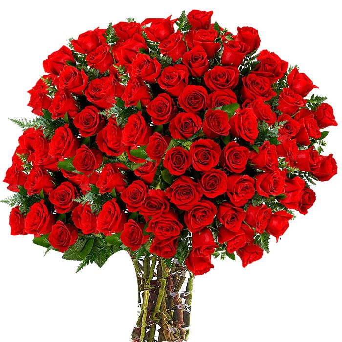 250 Local Red Roses