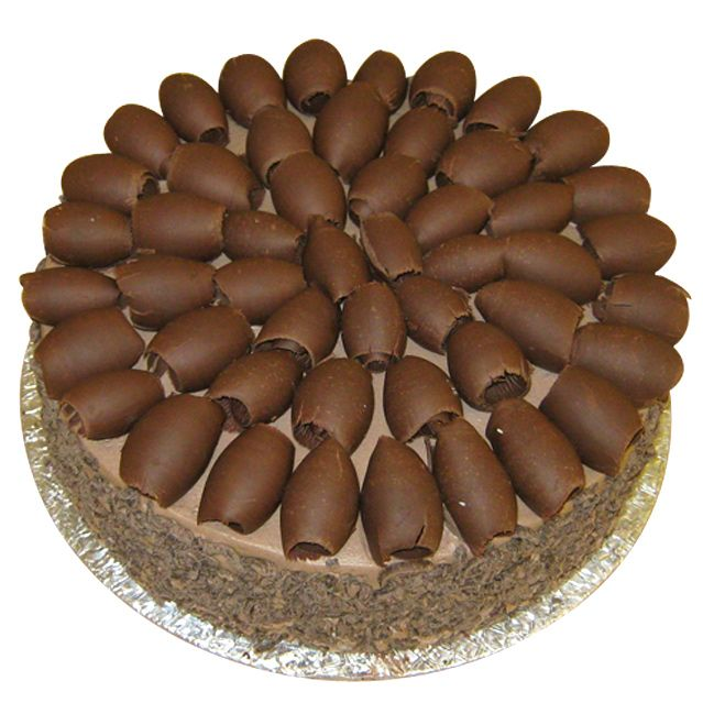 Brown Chocolate Truffle Cake From 5 Star Bake