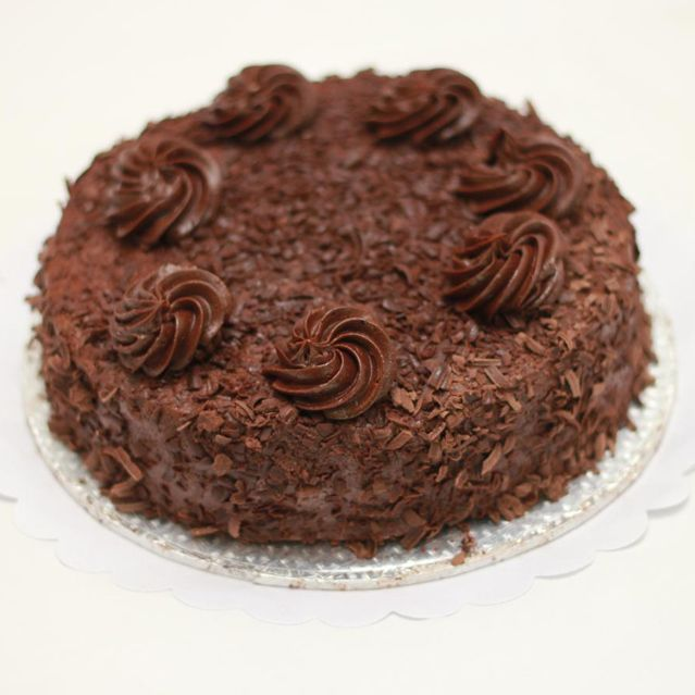 Chocolate Swissnell Cake From 5 Star Bakery