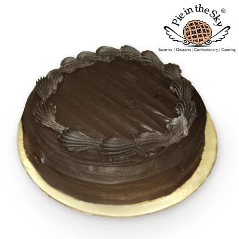 Gooey Chocolate Cake 2 lbs From Pie In The Sk