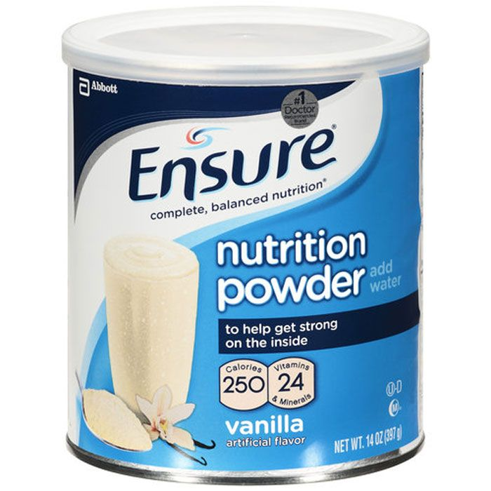 Ensure Complete Balanced Nutrition