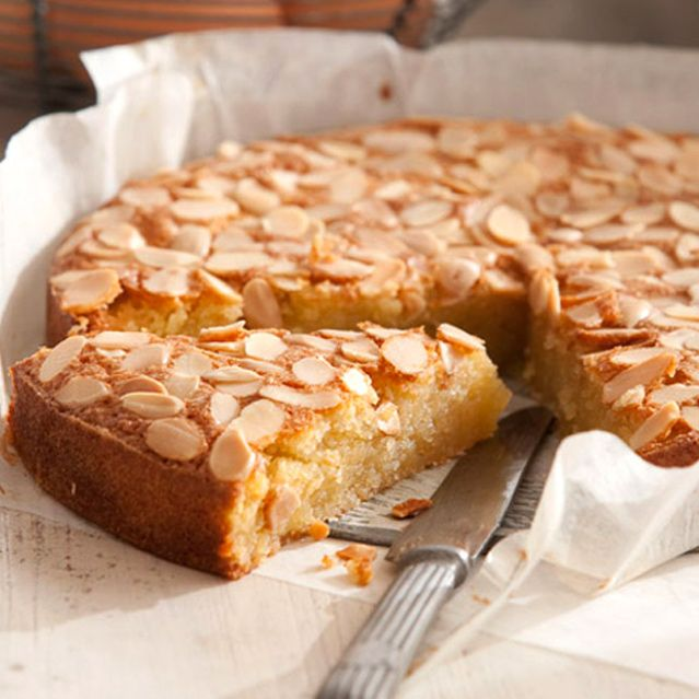 Almond Cake From Bakery