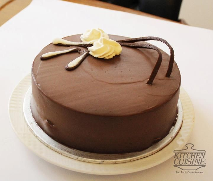 2 LBS Chocolate Layer Cake From Kitchen Cuisi