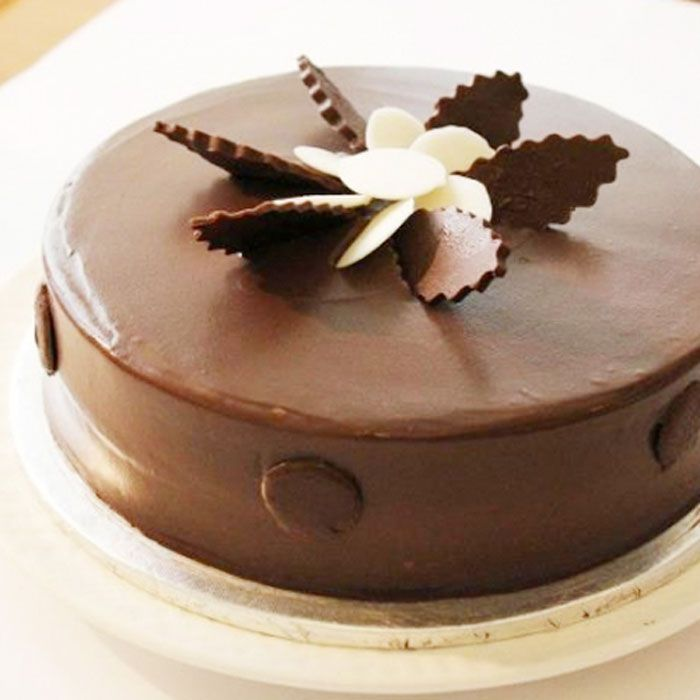 Chocolate Fudge Delight Cake- Kitchen Cuisine