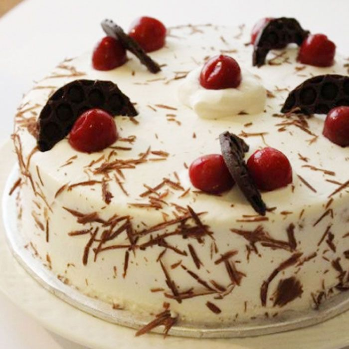 Black Forest Cake From Kitchen Cuisine