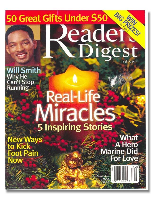 Reader's Digest USA (One year)
