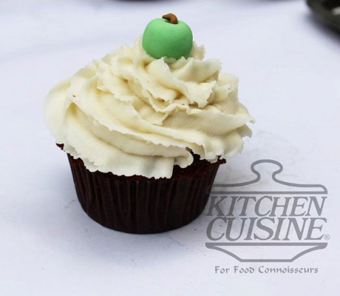 Choco Vanilla Cup Cakes From Kitchen Cuisine