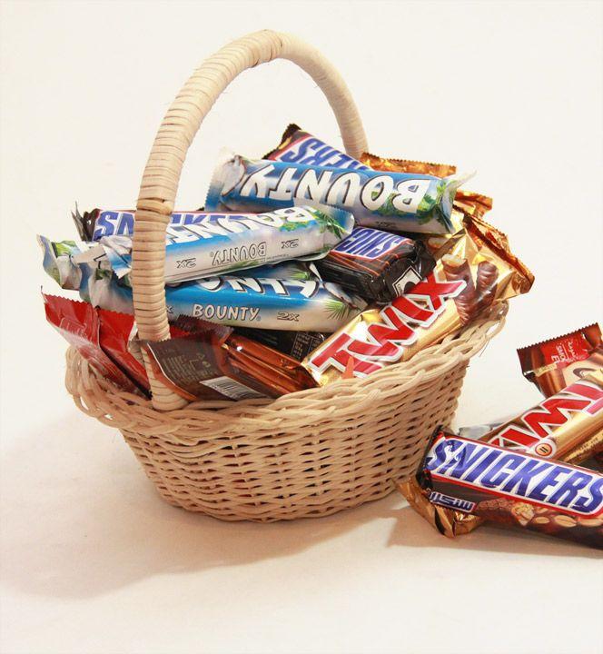 Choco Basket (54 Pcs)