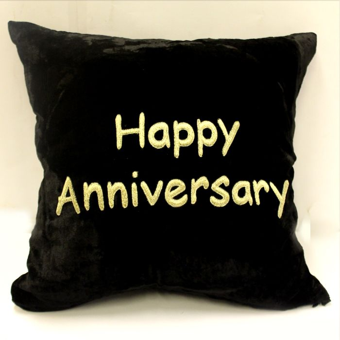Happy Anniversary Cushion