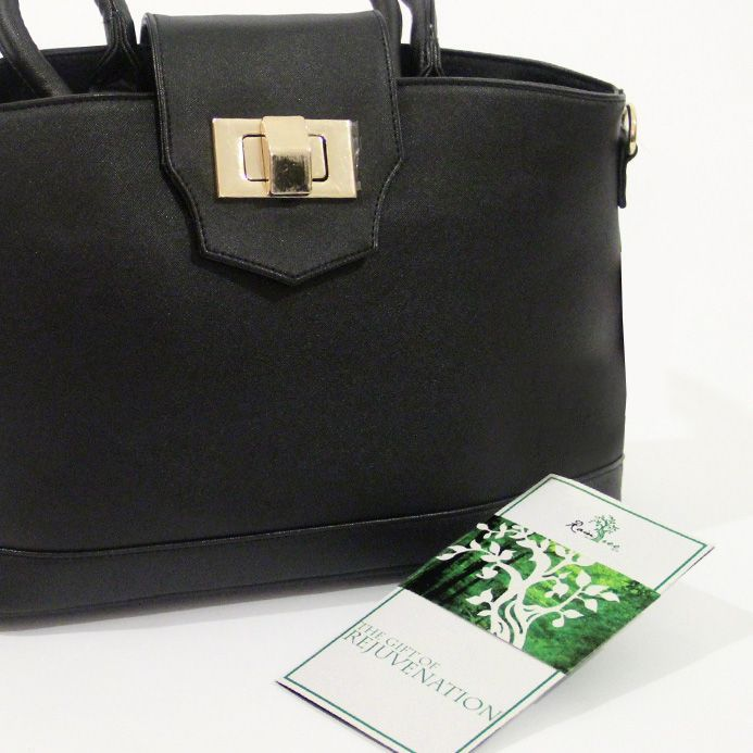 Hand Bag with Voucher