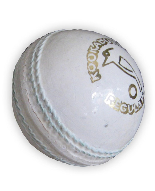 Cricket Ball-White