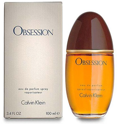OBSESSION For Women By CALVIN KLEIN 100ml