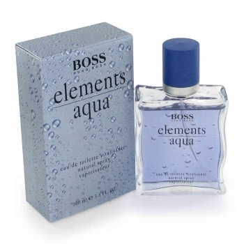 Elements Aqua for Men by Hugo Boss (90ml)