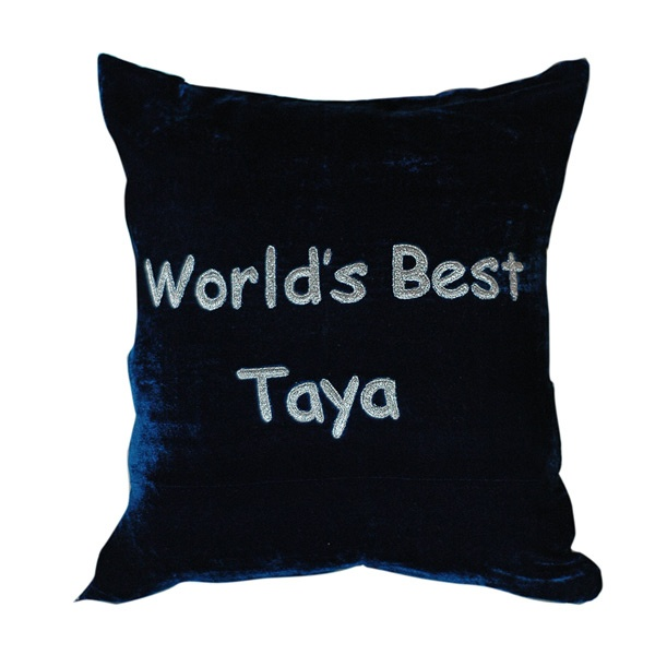 WORLD's BEST TAYA CUSHION