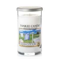 Clean Cotton Candle Pillar
