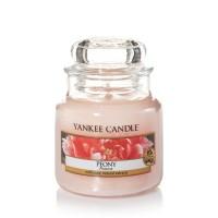 Pink Peony Candle Jar