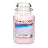 Pink Sands Candle Jar