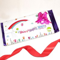 New Year Cadbury Chocolate Bar