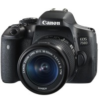 Canon EOS- 750D Camera
