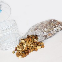 Mix Dry Fruits in a Cage