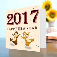 Happy New Year Card 2