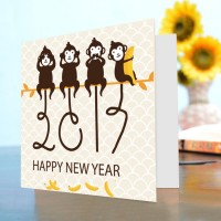 Happy New Year Card 3