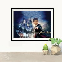 Customized Harry Potter Poster