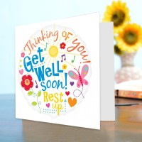 Get Well Soon Card 3