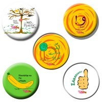 Pack of 5 Buttons