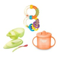 Eat & Drink with a Loop Rattle