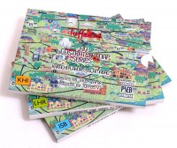 Illustrated Maps-Pack of 3