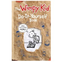 Dairy Of A Wimpy Kid Do It Yourself
