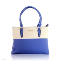 Two-Toned Blue Bag