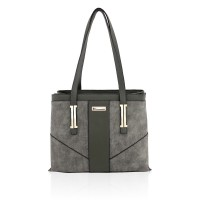 Beautiful Triple Pocket Handbag