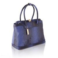 LG Croc Handbag